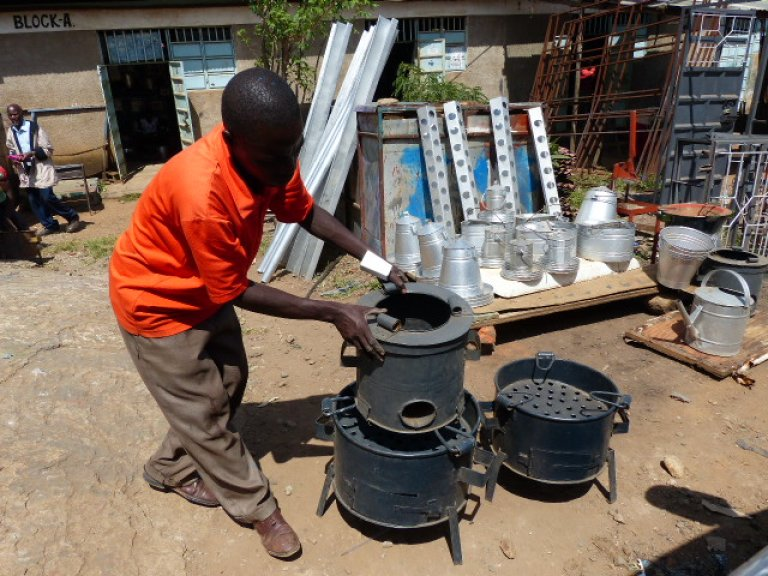 Cooking stoves for sale in Kenya.JPG