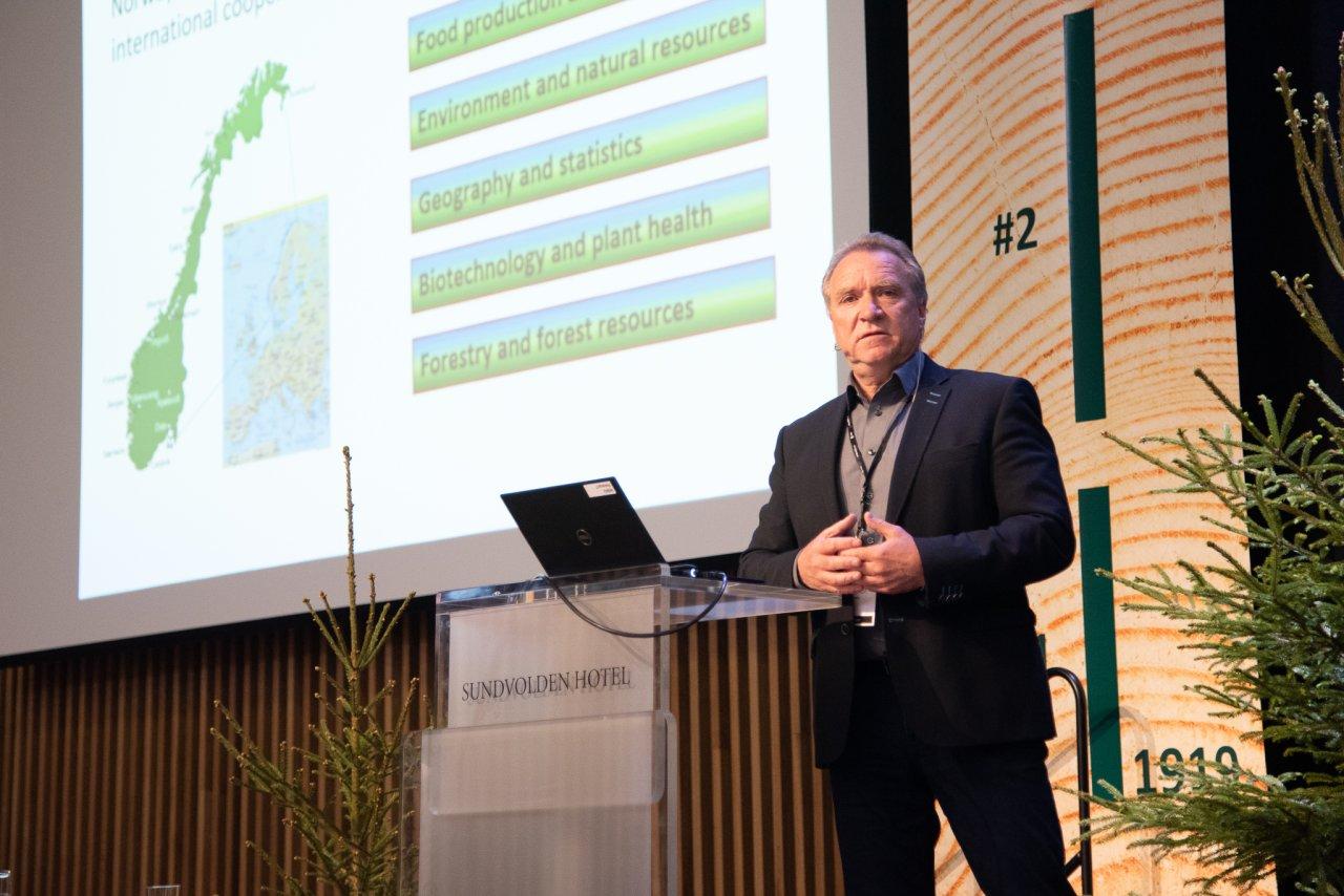 Verdens første landsdekkende skogtaksering feirer 100 år